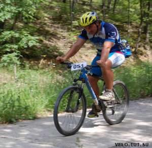 участник велосоревнования