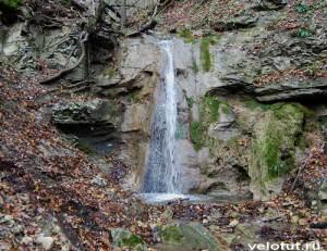 водопад Утаенный