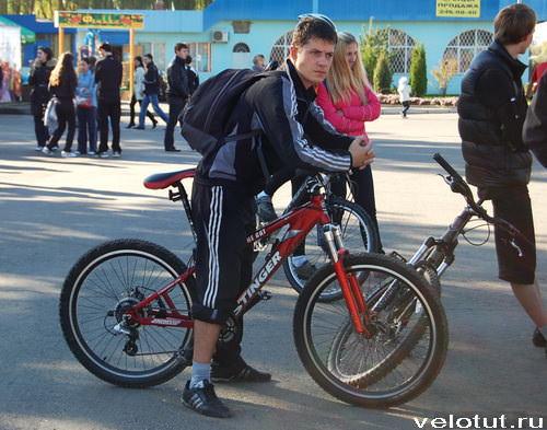 велоучастник