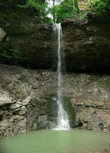 водопад Кесух