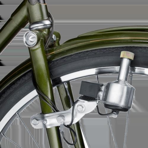 зарядное устройство на велосипеде