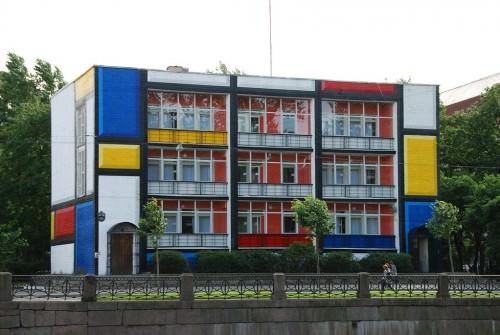 граффити хостел