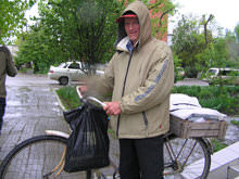 Юрий Корж велосипедист
