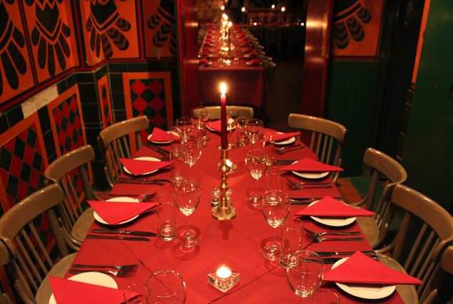 Ресторан Никита в Лондоне