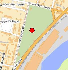 парк Горького Краснодар