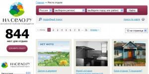 социальная сеть для сельского туризма