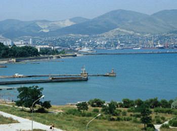 бухта в Новороссийске