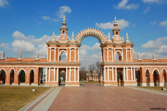 арка Царицыно