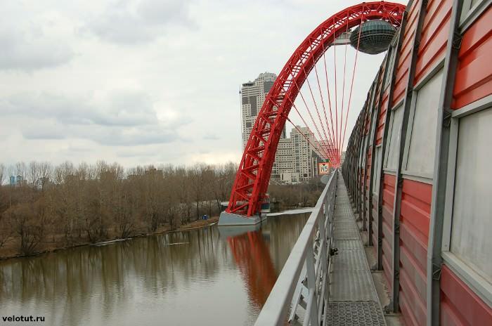 мост москва