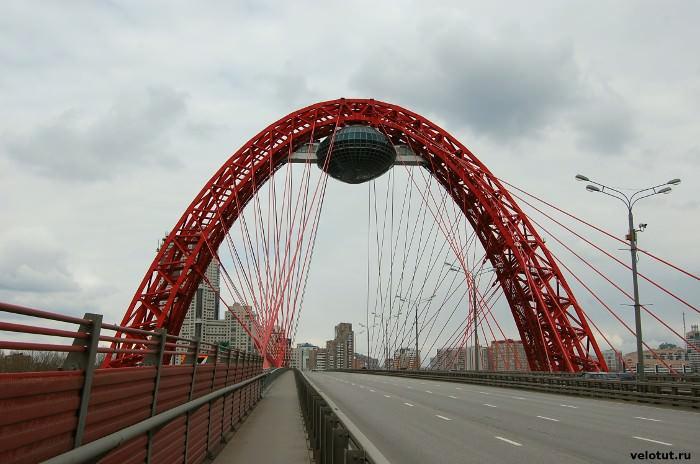 мосты москва