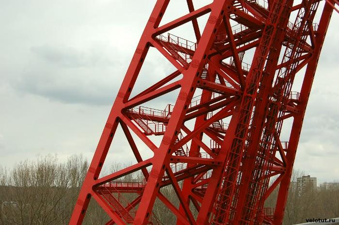 лестница Живописный мост