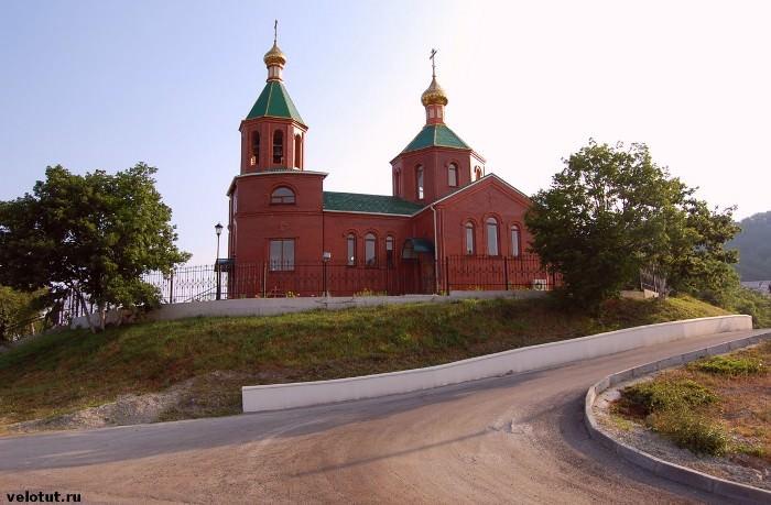 Церковь Блаженной Ксении Петербургской