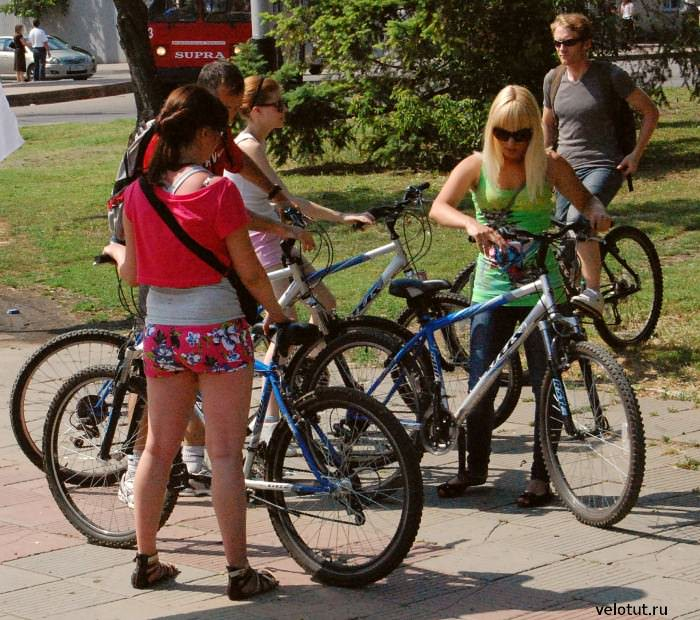 велосипедистки краснодар