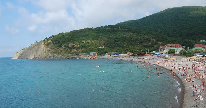 дюрсо пляж