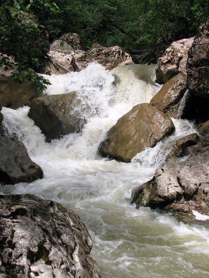 каньон реки Фарс