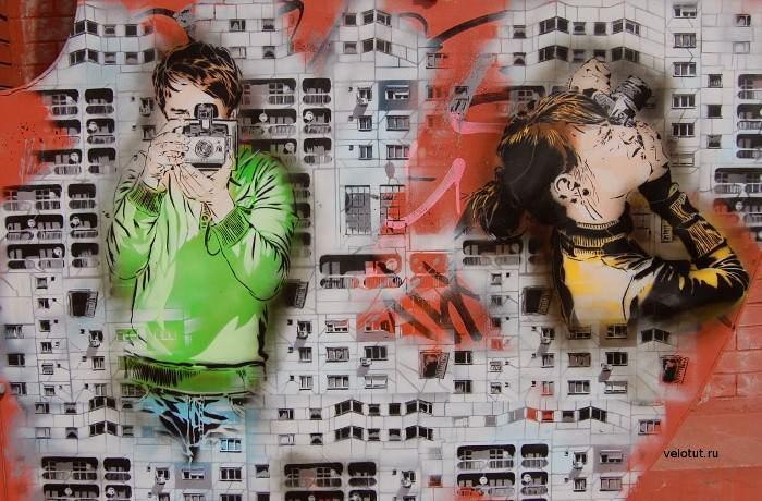 граффити винзавод москва