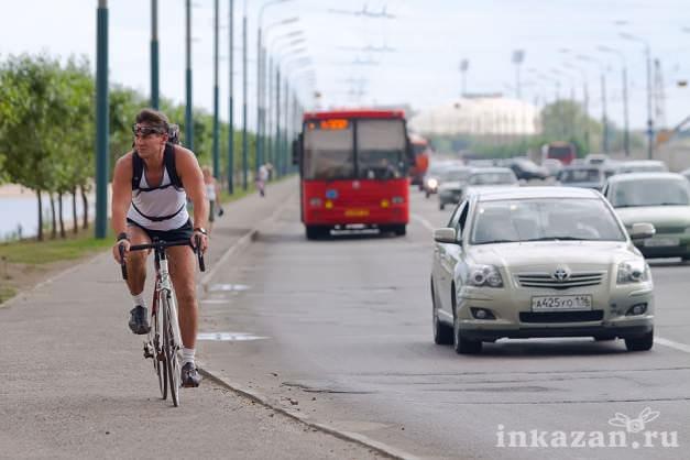 велосипедная казань
