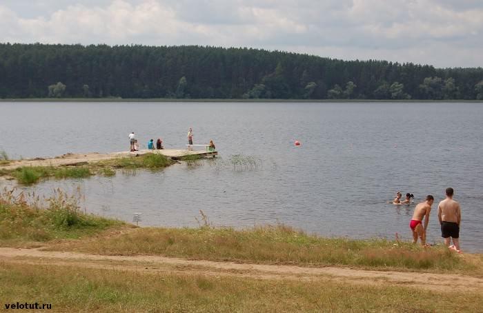 озеро селигер