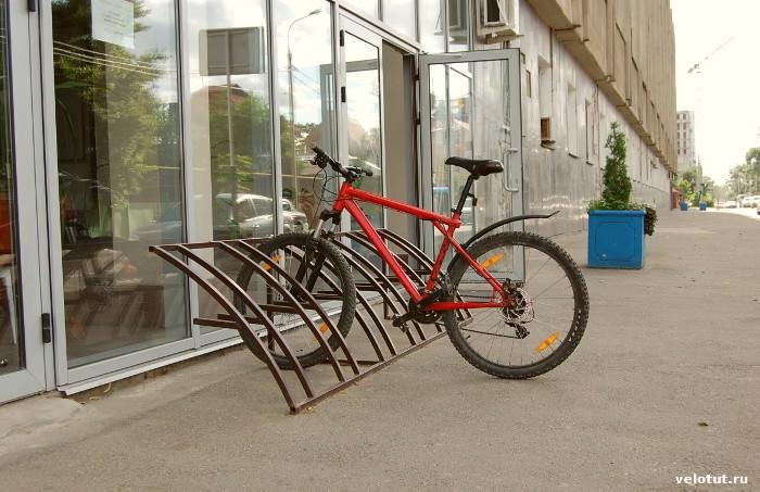 институт физкультуры велопарковка