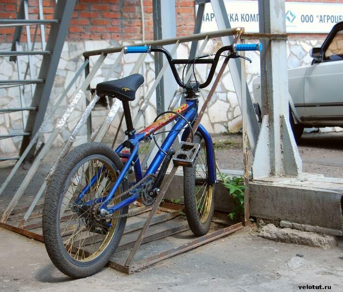 велопарковка тц кавказ