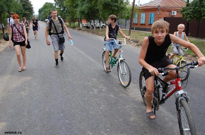 велосипедист из майкопа