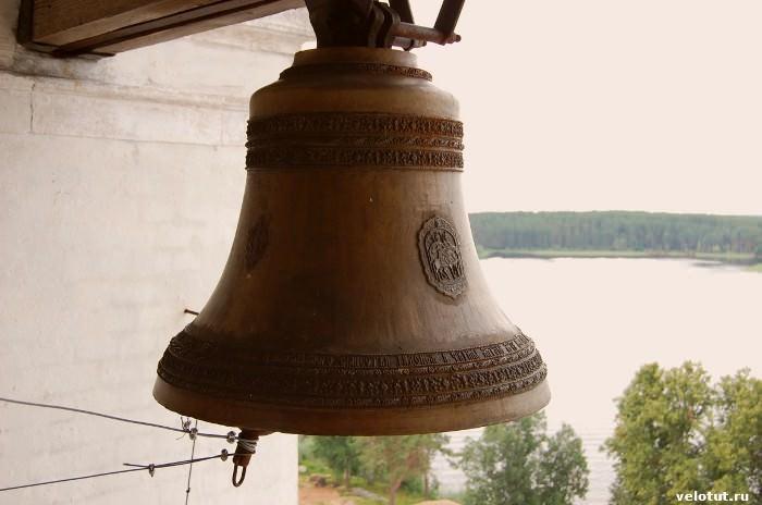 колокол в соборе
