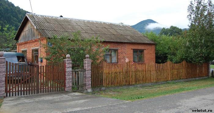 жилой дом в Гузерипле