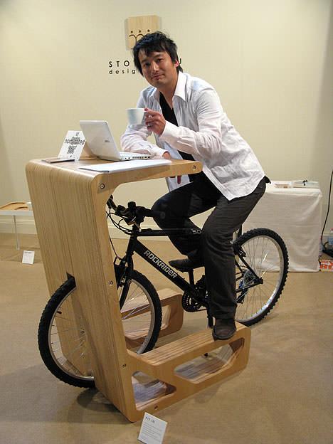 велостоянка япония