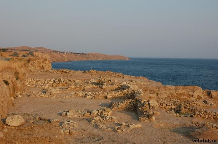 раскопки в Тамани