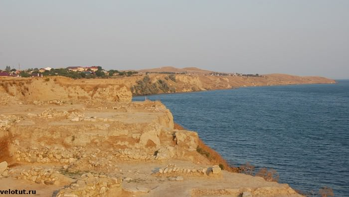 раскопки тамани