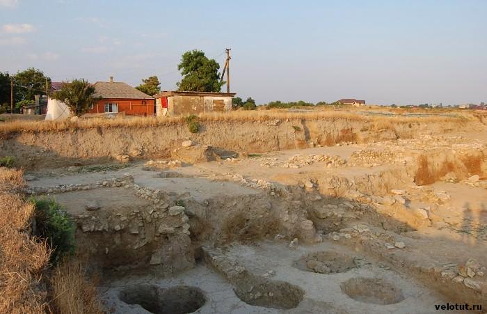 тамань раскопки