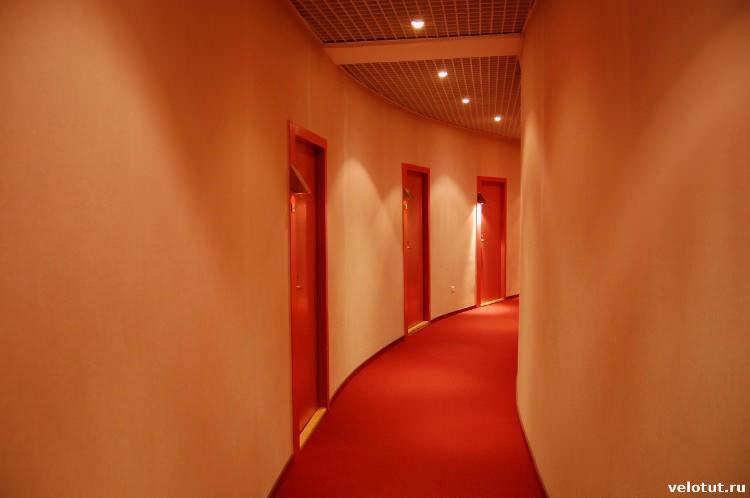 коридоры парк отеля