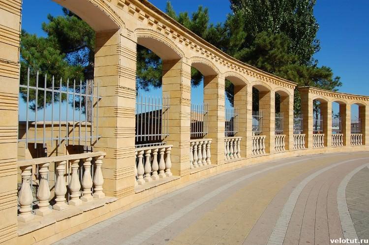 архитектура анапы