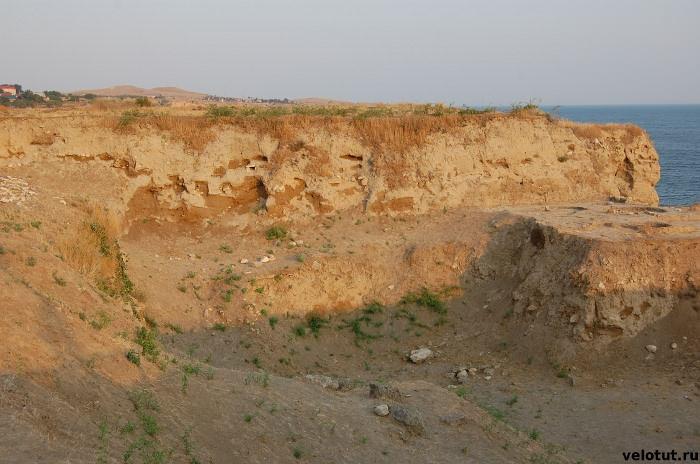 археологические раскопки Тамань