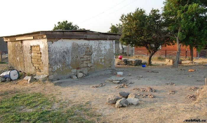 домик археологов