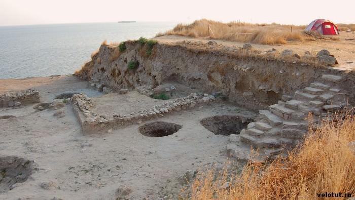 археология в тамани