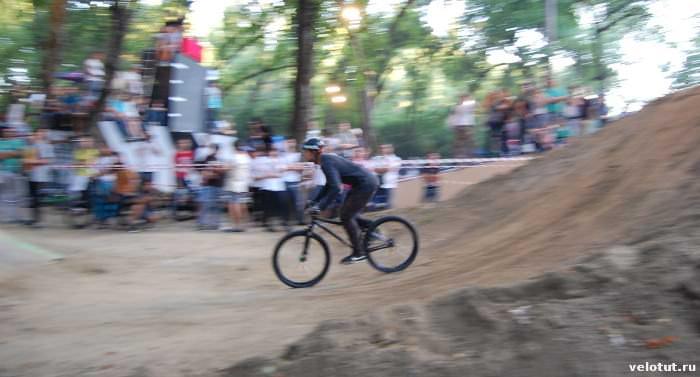 велосипедист соревнования