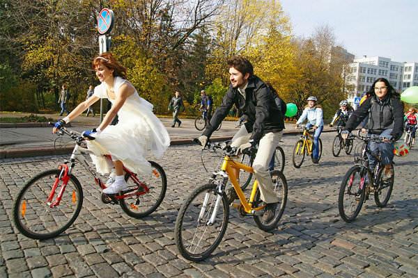 велосвадьба в Харькове