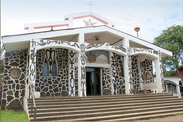 Церковь Ханга-Роа Пасха