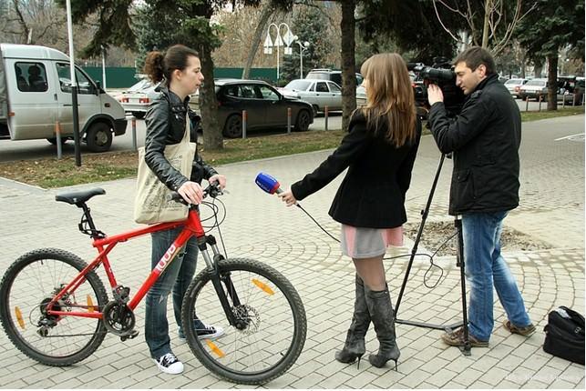 ольга станина дает интервью