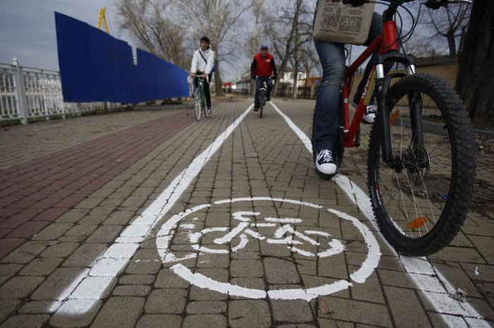велодорожка краснодар