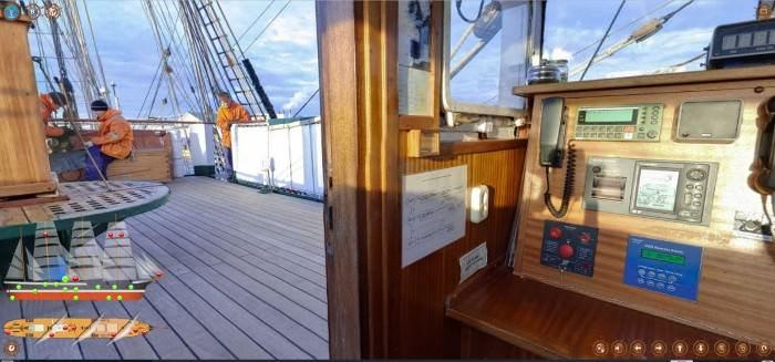 кругосветное путешествие на корабле