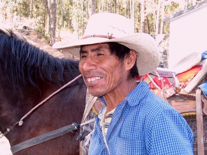 улыбчивый мексиканец