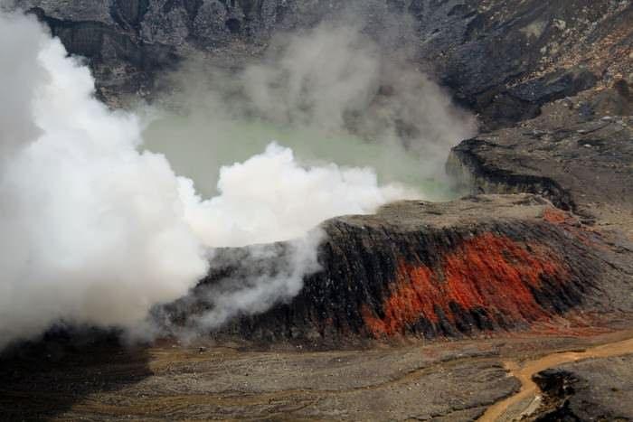 вулкан Масайа, Никарагуа