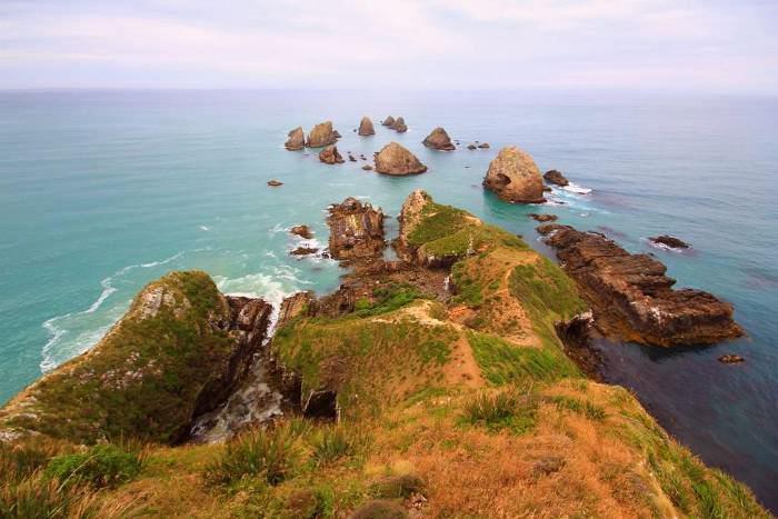 мыс Наггет, Новая Зеландия
