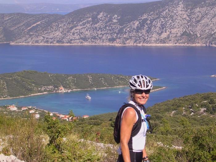 велотуризм в Хорватии