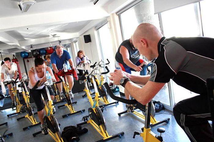 тренировка Cycle