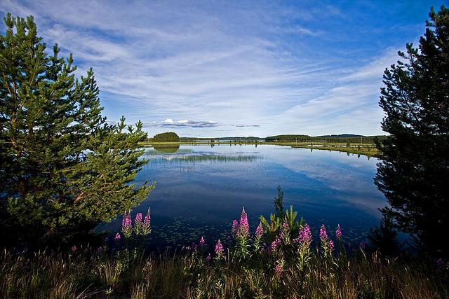 озера Пудасъярви