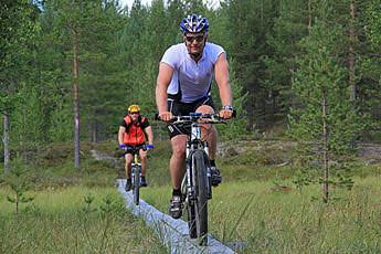 велотуризм в Финляндии