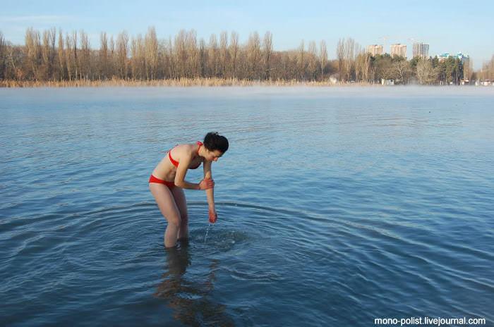 Крещение в Краснодаре 2012